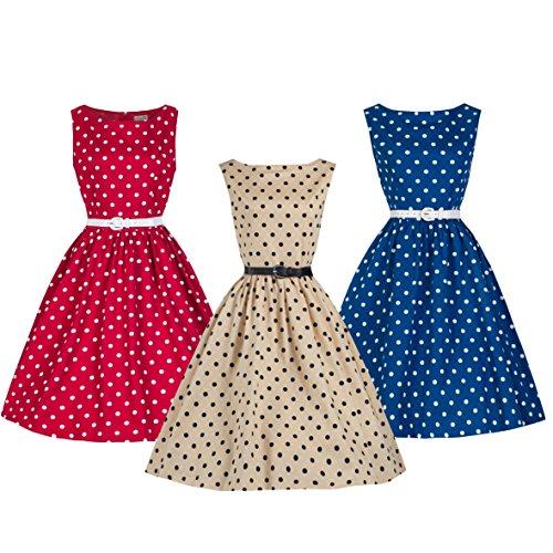 Lindy-Bop-Audrey-Classy-Vintage-Style-1950s-Rockabilly-Swing-Evening-Dress