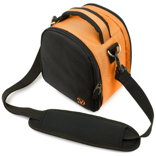 VanGoddy Laurel Carrying Handbag for Panasonic Lumix DMC-FZ300 Digital Camera