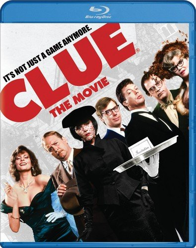 Blu-ray : Clue (Dolby, Dubbed, , Widescreen, Digital Theater System)
