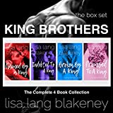 The King Brothers Complete Collection: 4 Book Box Set Romance Series