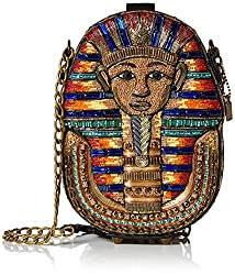 Beaded Pharaoh Handbag