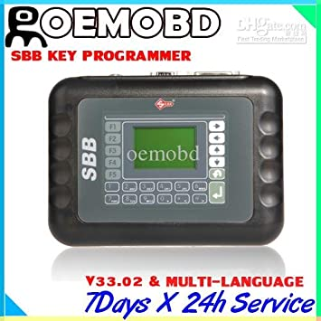 wholesale 2014 silca immbolizer sbb v33 key amazon co uk electronics rh amazon co uk Car Key Programmer SBB SBB Key Programmer User Manual