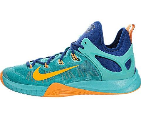 Nike Zoom Hyperrev 2015 Men Basketball Shoes New Light Retro Bright Citrus