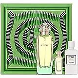エルメス HERMES ナイルの庭 ギフトセット コフレ EDT100ml+ミニ香水7.5ml+ボディローション40ml