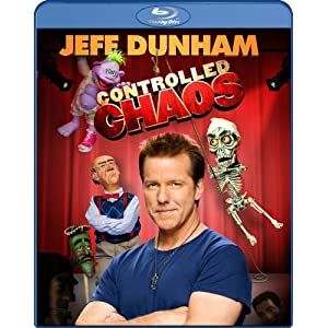 Jeff Dunham: Controlled Chaos [Blu-ray] (2011)
