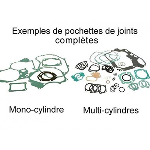 KIT JOINTS COMPLET POUR CG125 MONO-CYLINDRE 1976-83 - 611124 CENTAURO