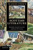 The Cambridge Companion to Scottish Literature