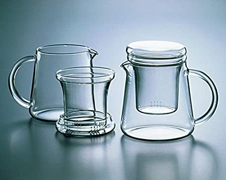 Tetera Cristal, 0,6 L Trendglas Jena 9726S Nova