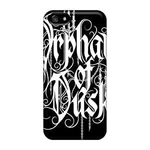 Iphone 5/5s Yeh9613AWum Customized Lifelike My Dying Bride Band Skin Shock Absorption Cell-phone Hard Covers -KevinCormack