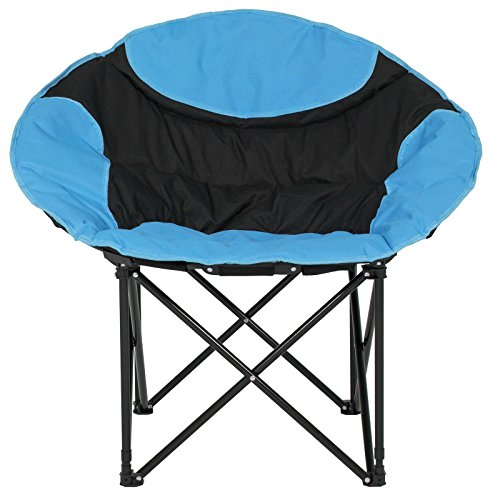 Trendy Portable Folding Lightweight Moon Camping Chair For Outdoor Sport It Will Keep You Comfortable No Matter Where You Take - Myers Fl The Hut Fort