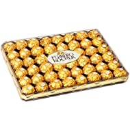 Ferrero Rocher Hazelnut Chocolates, 48 Count, 21.2 oz