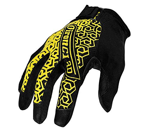 Ironclad Console Gaming Gloves, Precision Fit, Performance Grip, Touchscreen Compatible, Machine Washable