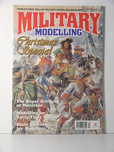Modelling Magazine - Military Modelling Magazine-New Bcak Issue Christmas Special 1995