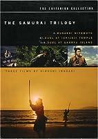 Samurai Trilogy Box Set (The Criterion…