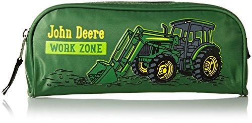 John Deere Boys' Pencil Case, Green