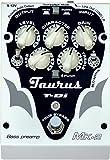 Taurus Amplifcation White Line T-Di MK2 Bass Preamp