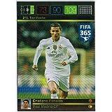 Panini Adrenalyn XL FIFA 365 Cristiano Ronaldo Real Madrid Top Master Trading Card