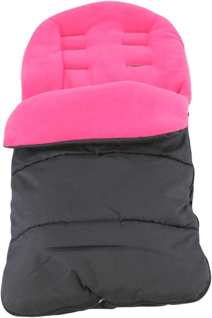 Pink Rose Premium Footmuff//Cosy Toes Compatible with Mamas /& Papas Armadillo