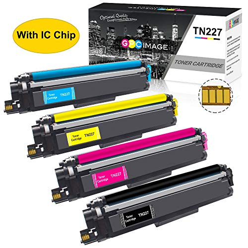 GPC Image with Chip Compatible Toner Cartridge Replacement f