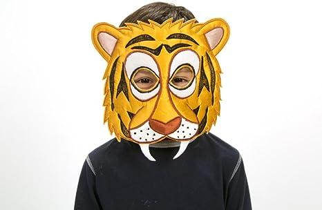 Stirnband Drache und Tiger