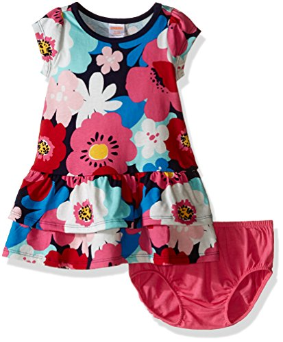 Gymboree Little Girls & Toddler Rumba Skirt Dress, Multi/Floral, 2T