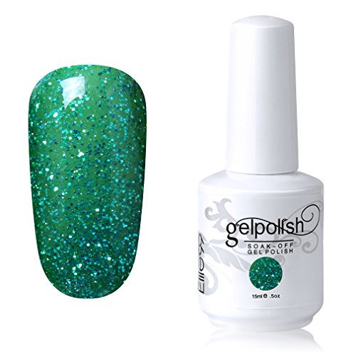 Elite99 Soak-off Gel Polish Lacquer Nail Art UV LED Manicure