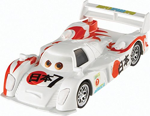 Disney/Pixar Cars Shu Todoroki Vehicle