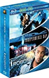 Sci-Fi Three-Pack (Jumper / Independence Day / I, Robot) [Blu-ray] by 20th Century Fox