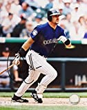 Larry Walker Signed - Autographed Colorado Rockies 8x10 inch Photo - Guaranteed to pass PSA/DNA or JSA