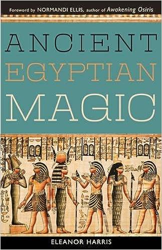 Amazon.com: Ancient Egyptian Magic (9781578635917): Eleanor Harris ...