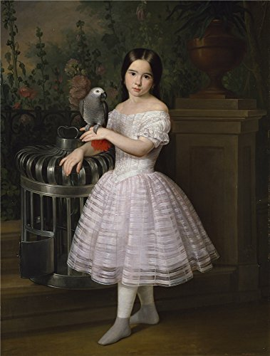 Halloween Costumes Based Off Books (Oil Painting 'Esquivel Y Suarez De Urbina Antonio Maria Rafaela Flores Calderon As A Girl ' Printing On Polyster Canvas , 24 X 32 Inch / 61 X 81 Cm ,the Best Basement Gallery Art And Home Gallery Art And Gifts Is This Imitations Art DecorativePrints On Canvas)