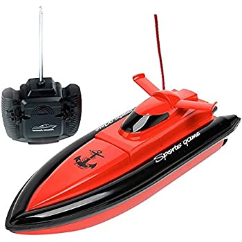 babrit f1 high speed rc boat remote control. Black Bedroom Furniture Sets. Home Design Ideas