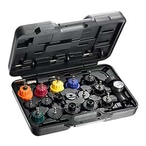 Expert E200511 Radiator Pressure Tester Set