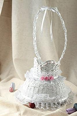 Cesta para botellas Handmade zart boda accesorios originales boda ...