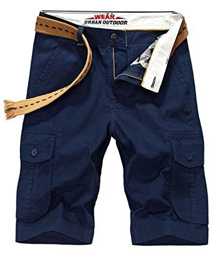 Classic Slant Pockets Shorts - 2