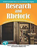 img - for Research and Rhetoric: Language Arts Units for Gifted Students in Grade 5 book / textbook / text book