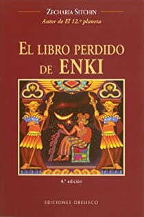 El libro perdido de Enki par SITCHIN