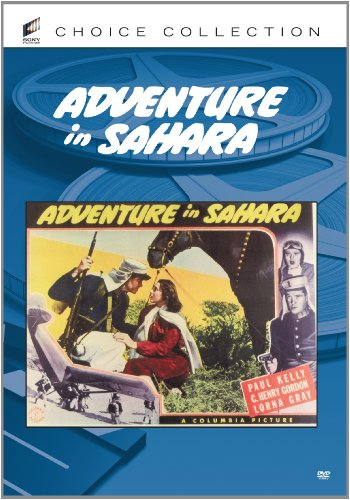 Adventure in Sahara