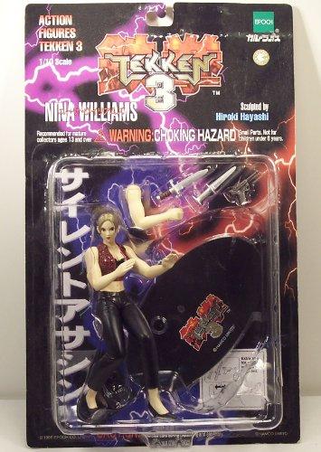 Tekken 3: Nina Williams