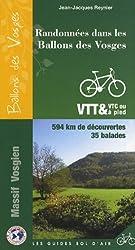 Randonnées dans les Ballons des Vosges