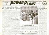 Pratt & Whitney 5/20 1966 Jet Rocket Engine Reference