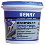 HENRY, WW COMPANY 12063 Pre-Mixed Floor Patch, 1 quart
