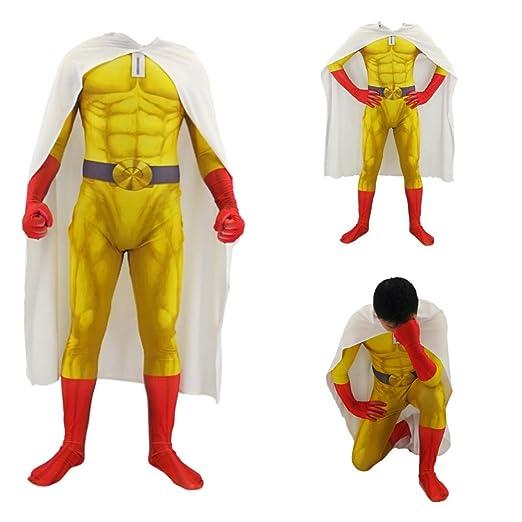 HEROMEN Un Traje De Cosplay De Superman Punch Punch Medias ...