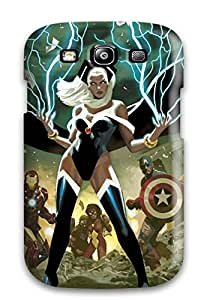 New Style Case Cover EcFCAEZ5937GRCxE X Men Storm Compatible With Galaxy S3 Protection Case