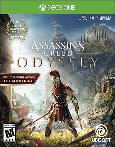 Assassin's Creed Odyssey Standard Edition - Xbox One