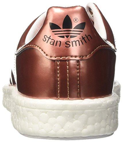 Mujer White Copper Metallic Zapatillas Cobre BB0107 Footwear Adidas qHB1wAw