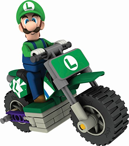 NINTENDO Mario and Standard Kart Building Set - Wii Games For 7 Year Old Boys