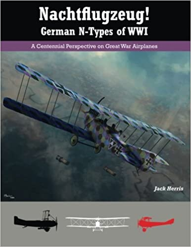 Nachtflugzeug! German N-Types of WWI: A Centennial