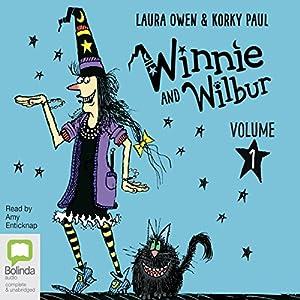 Winnie and Wilbur, Volume 1 Audiobook