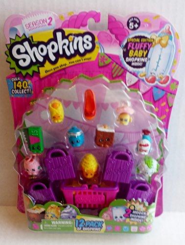 Shopkins Season 2 (12 Pack) Set 6